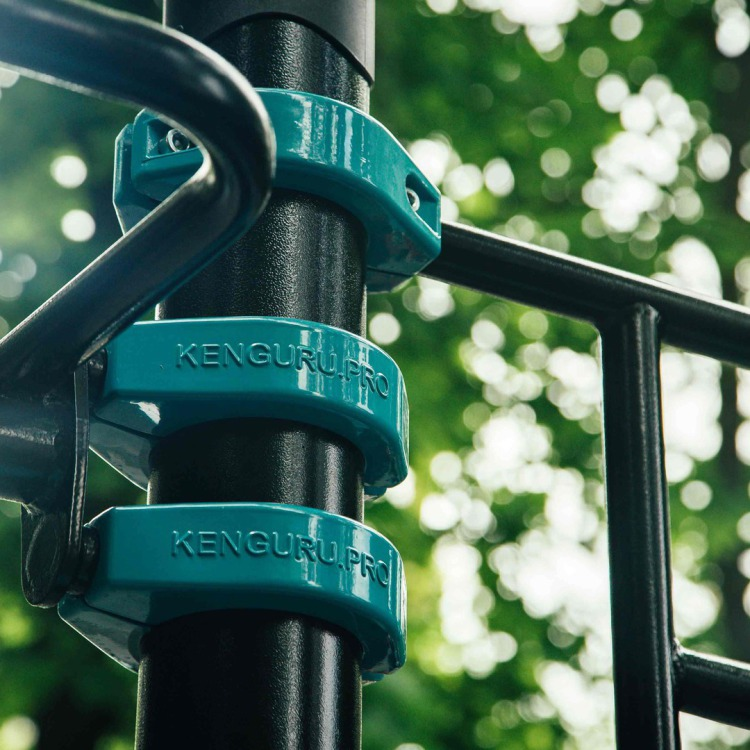 Parcours de santé pour l'hôtellerie de plein air Kenguru Pro